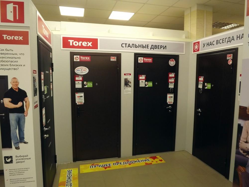 двери torex
